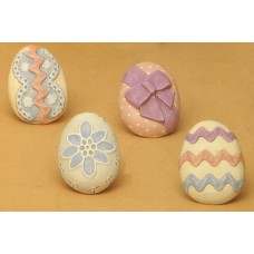 Riverview 568 Embossed Egg magnets Mold