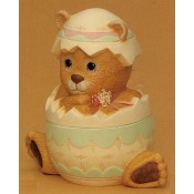 Bear Candy Dish Mold