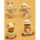 Easter Accessories (4 per) Mold