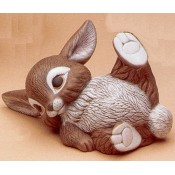 Lying Bunny Mold