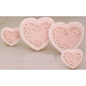 Heart Magnets (4 per) Mold