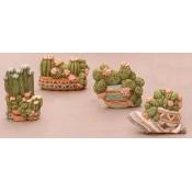 Cactus Magnets (4 per) Mold