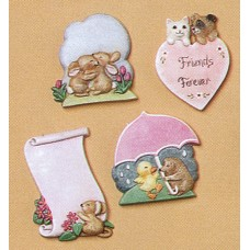 """Riverview 773 """"Sayings"""" Magnets #2 (4 per) Mold"""
