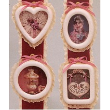 Riverview 774 Picture Frame Magnets (4 per) Mold