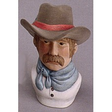 "Riverview 776 ""Shorty"" Cowboy Bust Mold"