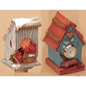 Birdhouses (2 per) Mold