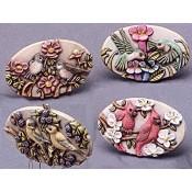 Bird Medallions (4 per) Mold