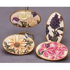 Riverview 863 Flower Medallions (4 per) Mold