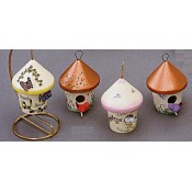 Birdhouse Ornament (4 per) Mold