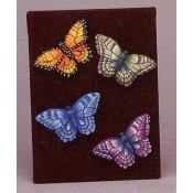 Butterfly Magnets mold