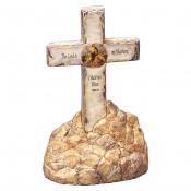 Cross on Rocks mold