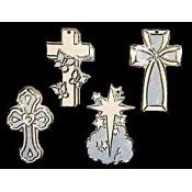Cross Ornaments mold
