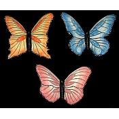 Butterfly (medium) mold