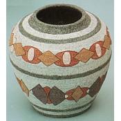 Banded Vase mold