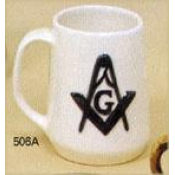 Masonic Mug Mold