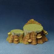 Garden Stump mold