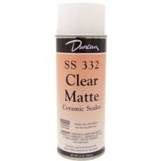 Clear Matte Spray