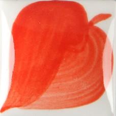 Duncan EZ057 Coral Red E-Z Stroke Underglaze (Pint)