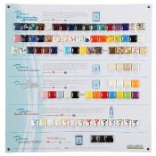 Duncan Glaze (CR,SN,FD,SY) Tile Chart