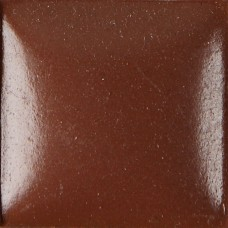 Duncan OS489 Saddle Brown Bisq-Stain Opaque Acrylic (8 oz.)