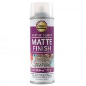 Aleene's Clear Matte Spray Sealer (6 oz.)