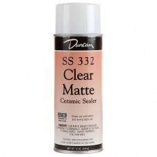 Clear Matte Spray