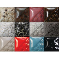 Mayco SW-2019 Stoneware Glaze Sampler Kit