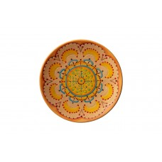 Majolica Style Talavera Salad Plate