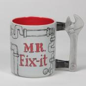 Mr. Fix It Wrench Mug