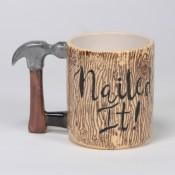 Nailed It Hammer Mug