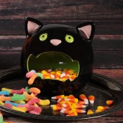 Scaredy Cat Candy Bowl