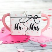 The Happy Couple Puzzle Mugs