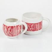Cozy Sweater Mugs