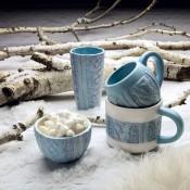 Wonderfully Wintery Sweater Mugs
