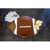 Football Foodie Snack Plate