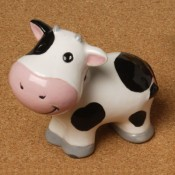 Daisy the Cow Bank