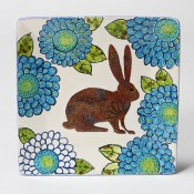 Blue Garden Rabbit