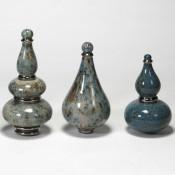 Stoneware Yard Ornaments