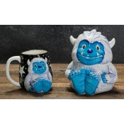 Winter Yeti Mug & Yeti Jar