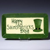 St. Patty's Tray