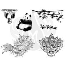 Mayco DSS-0150 Far East Designer Silkscreen