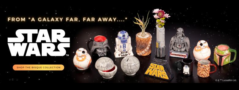 Star Wars Bisque