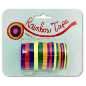 Rainbow Tape - 18 Roll Standard Pack