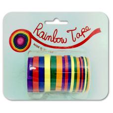 Rainbow Tape - 18 Roll Standard Pack