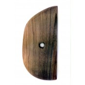"Wood Potter's Rib 5.75"""