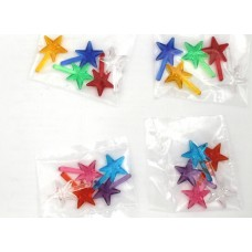 Classic Small Stars (5-pack) (Assorted)