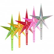 Aurora Medium Stars - Assorted Colors (5-pack)
