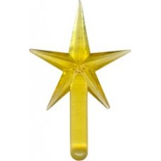 Yellow Modern Small Stars (5-pack)