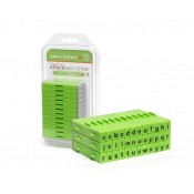 Attachable Letters Stamp Set (36 pcs) Lowercase